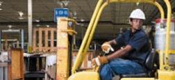 Forklift Certification Edmonton